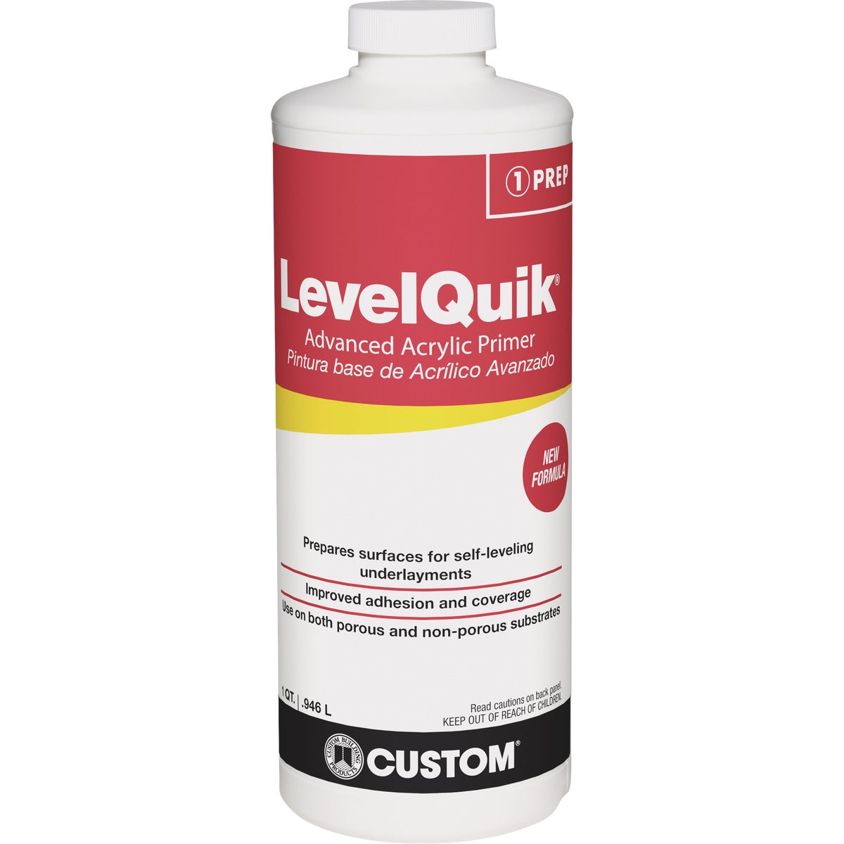 QT LEVLQUIK LATEX PRIMER - CPQT by Custom Building Prod