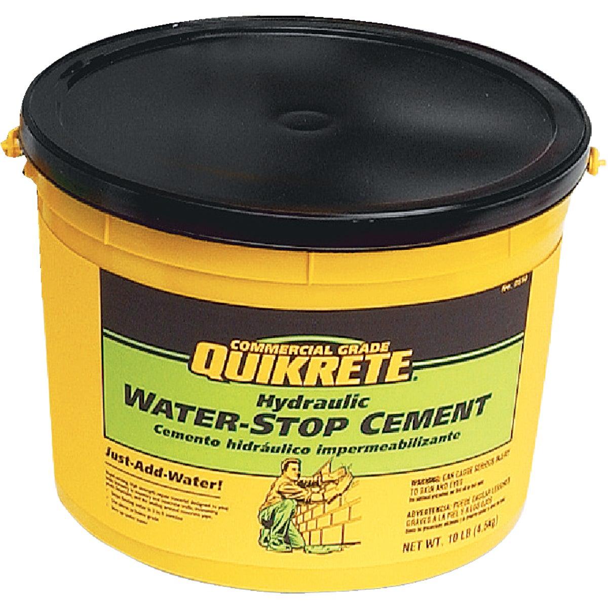 Quikrete 10LB HYDRL WTRSTP CEMENT 1126-11