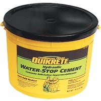 Quikrete Hydraulic Water-Stop Cement, 1126-11