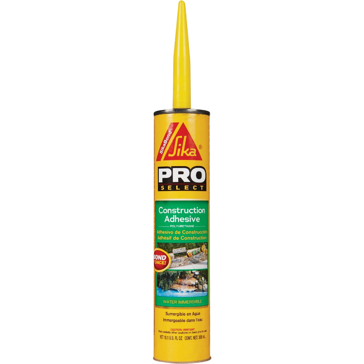 10 SIKABOND CON ADHESIVE - 106403 by Sika Corp