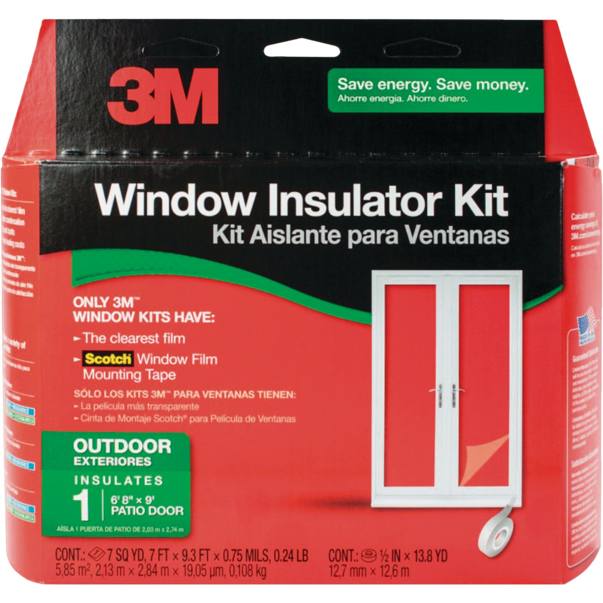 84X112 OTD INSULATOR KIT - 2174W-6 by 3m Co