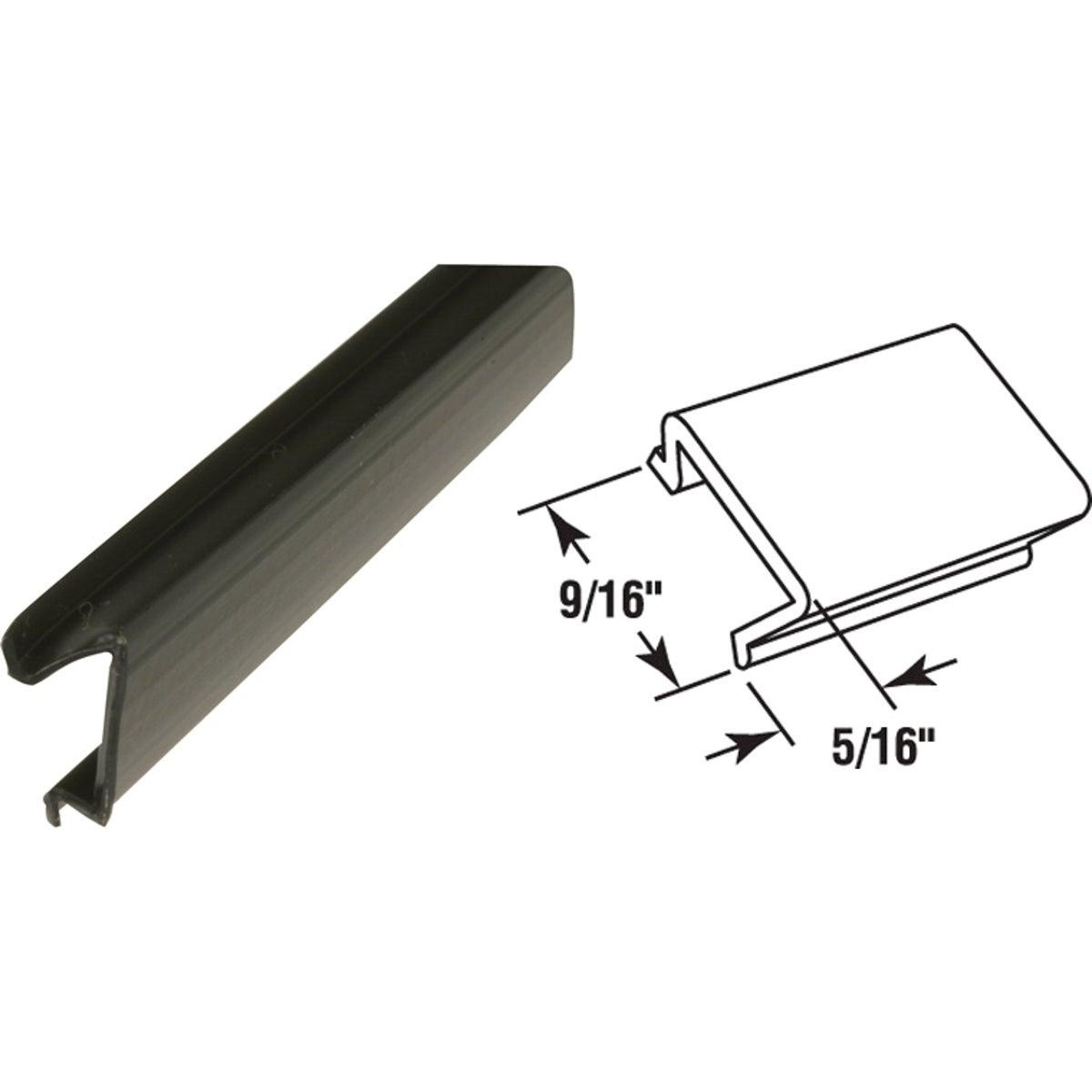 Snap-In Rigid Vinyl Glass Spline