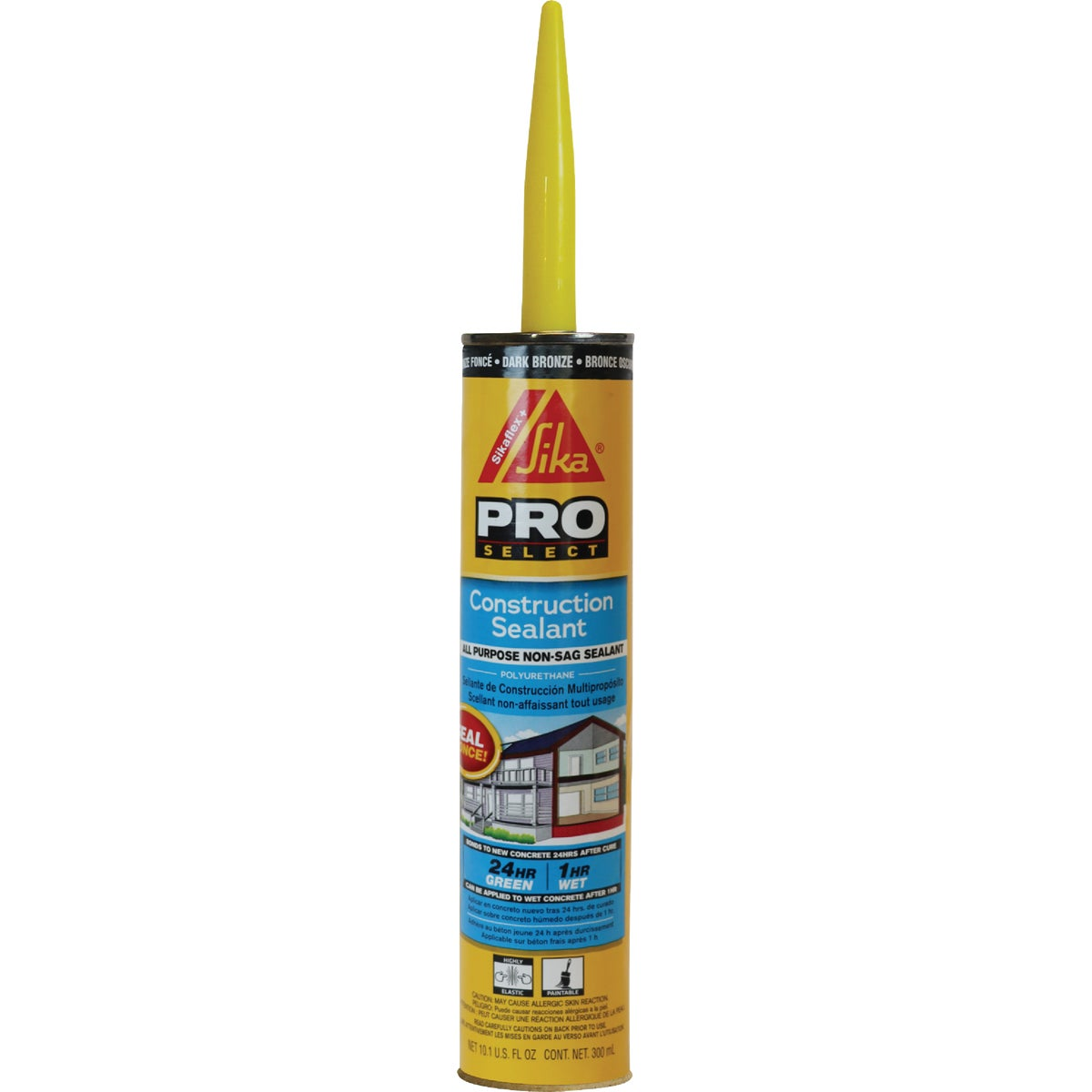 10 BRZ SFLX CONS SEALANT - 90958 by Sika Corp