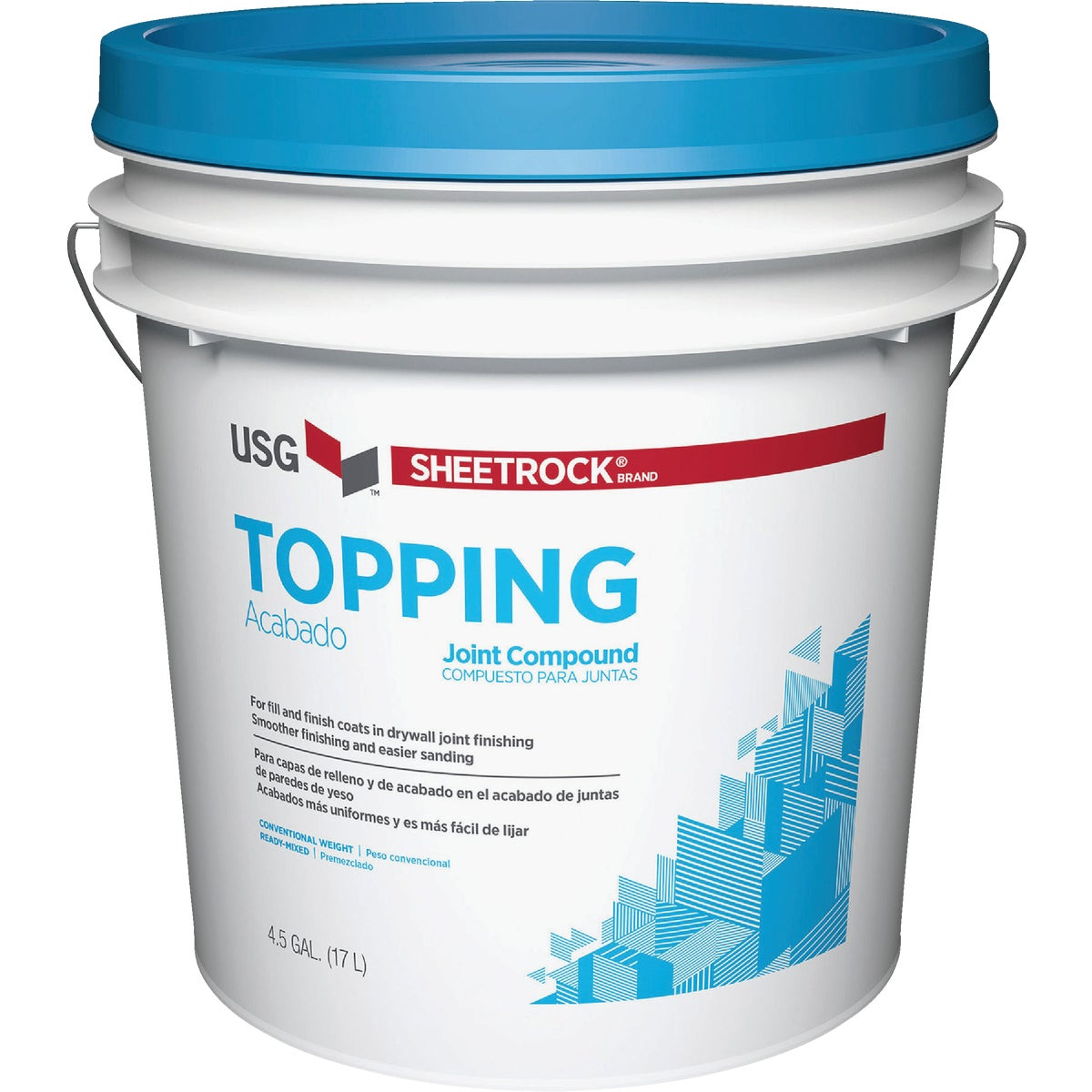 62LB TOP JOINT COMPOUND - 380051-048 by U S Gypsum