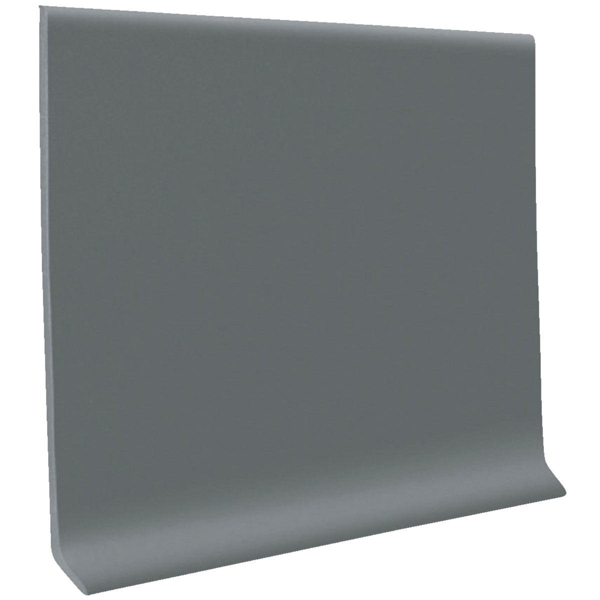 "4""X20' GRAY WALL BASE - HC40C53S150 by Roppe Corporation"