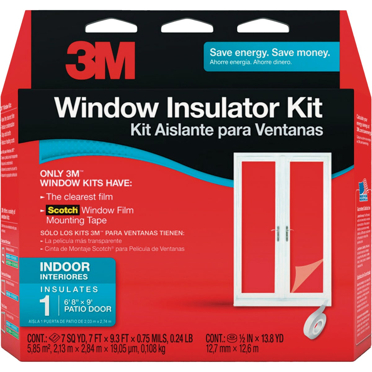 84X112 IND INSULATOR KIT - 2144W-6 by 3m Co