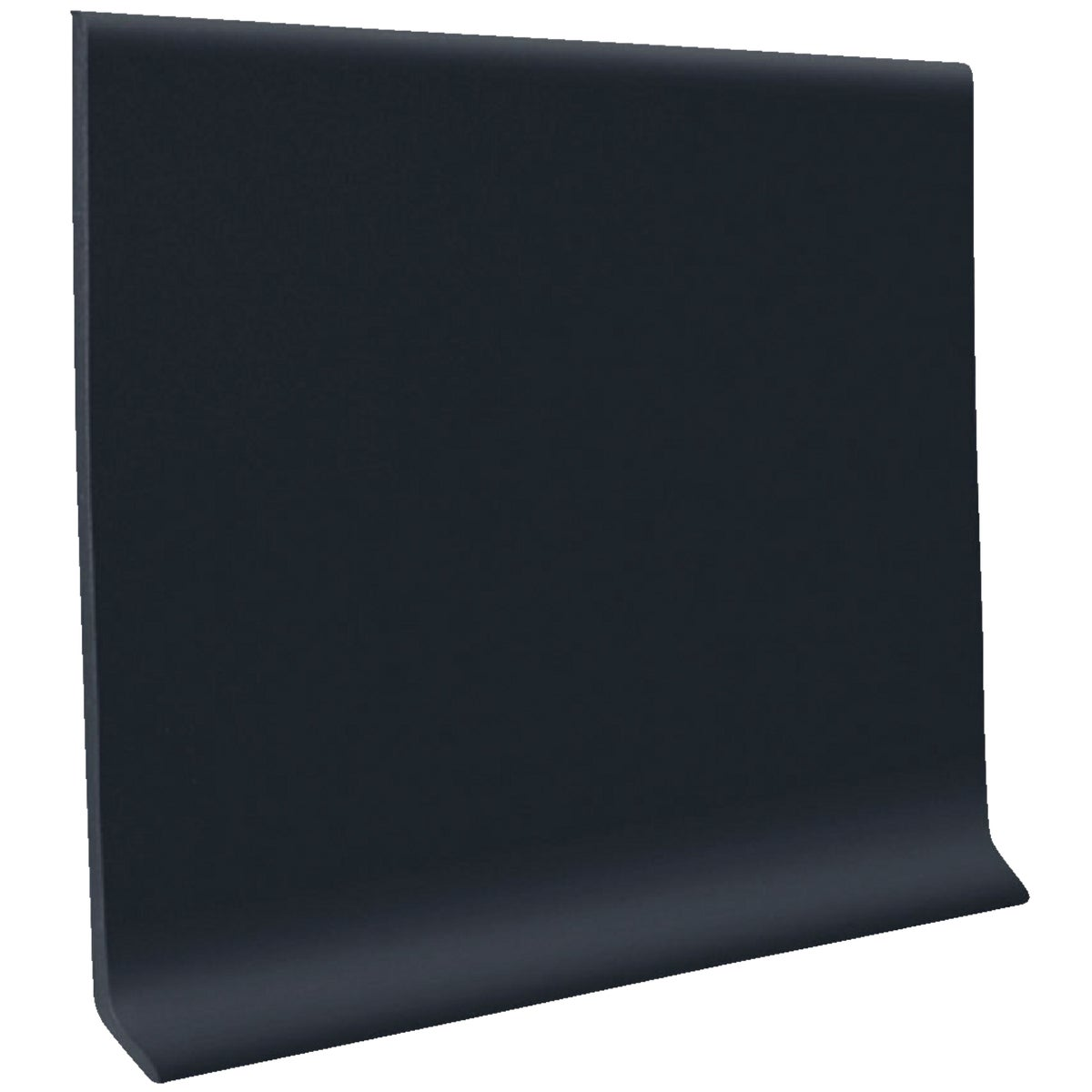 "4""X20' BLACK WALL BASE - HC40C51S100 by Roppe Corporation"