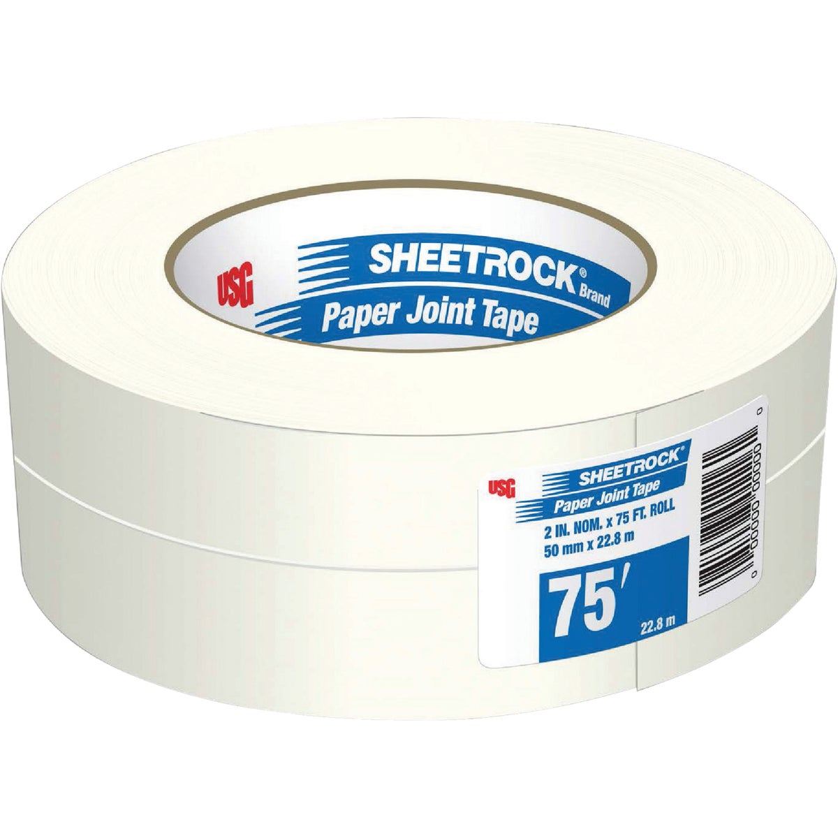 75' DRYWALL PAPER TAPE - FDW6620-U by Saint Gobain