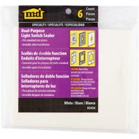 M-D Building Products SWITCH PLATE SEALER 3434