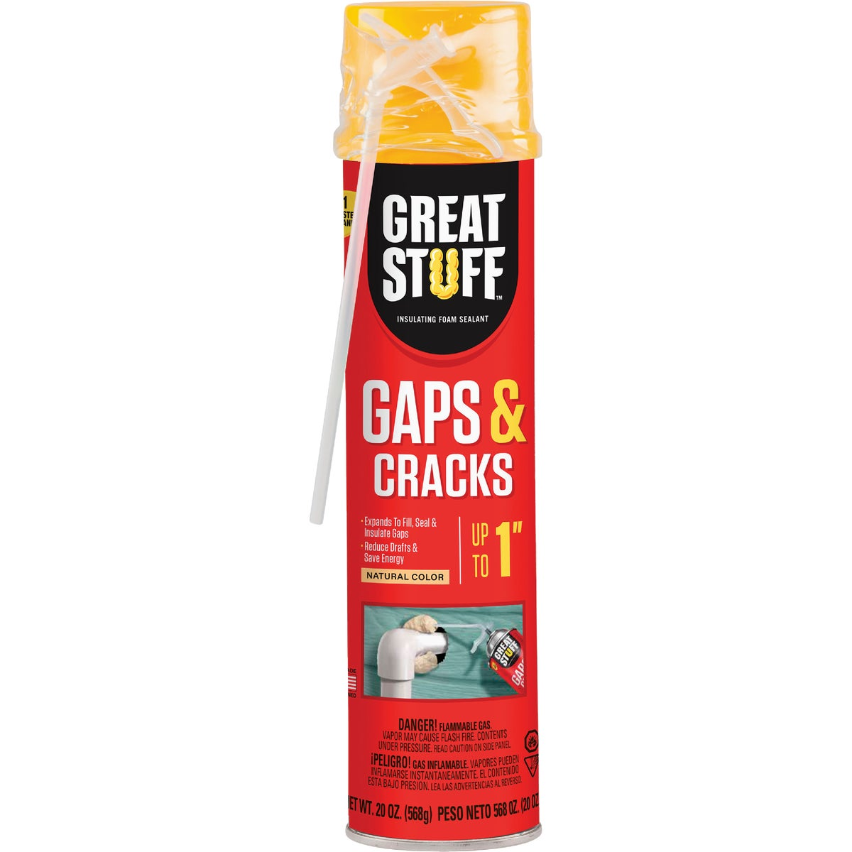 20OZ GAP&CRCK FM SEALANT - 157911 by Dow Chemical Company