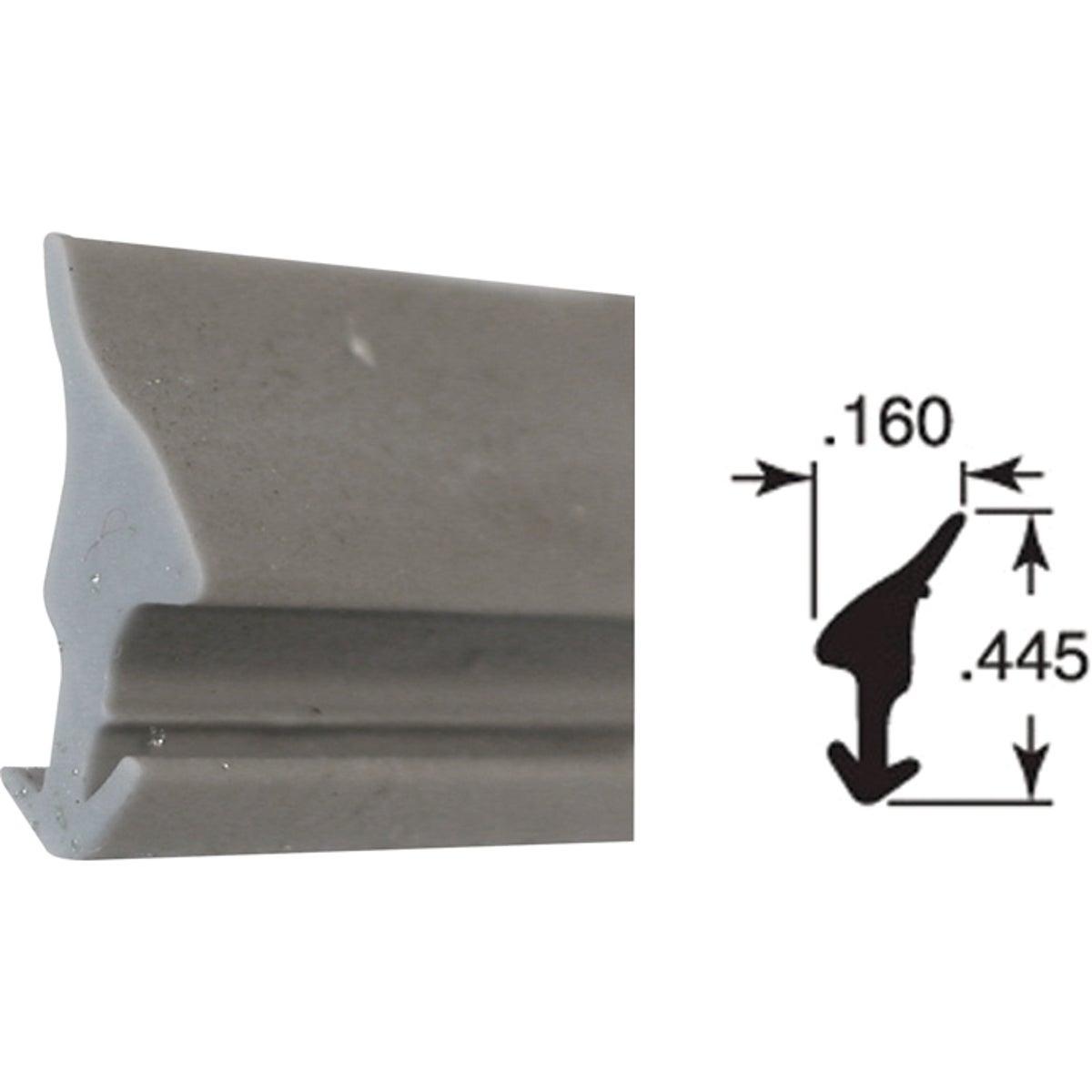 200' Gray Glass Spline