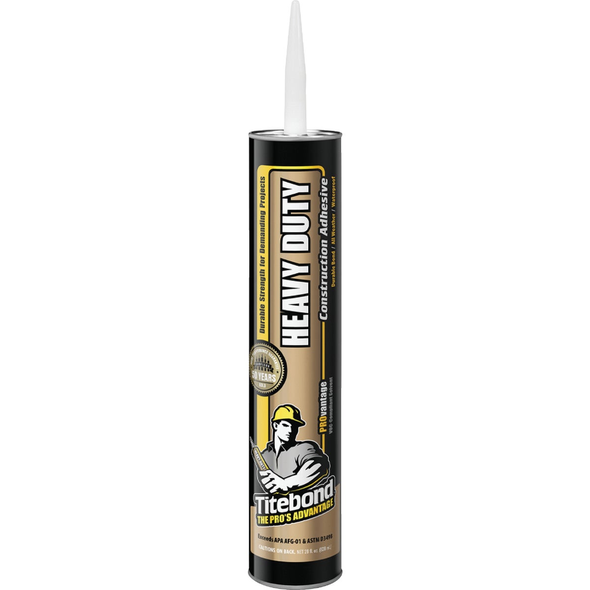 PRO-V HD CONST ADHESIVE - 5252 by Franklin Interl