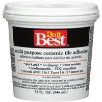 Do it Best Multi Purpose Ceramic Tile Adhesive, 26012