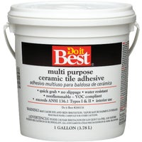 Do it Best Multi Purpose Ceramic Tile Adhesive, 26013