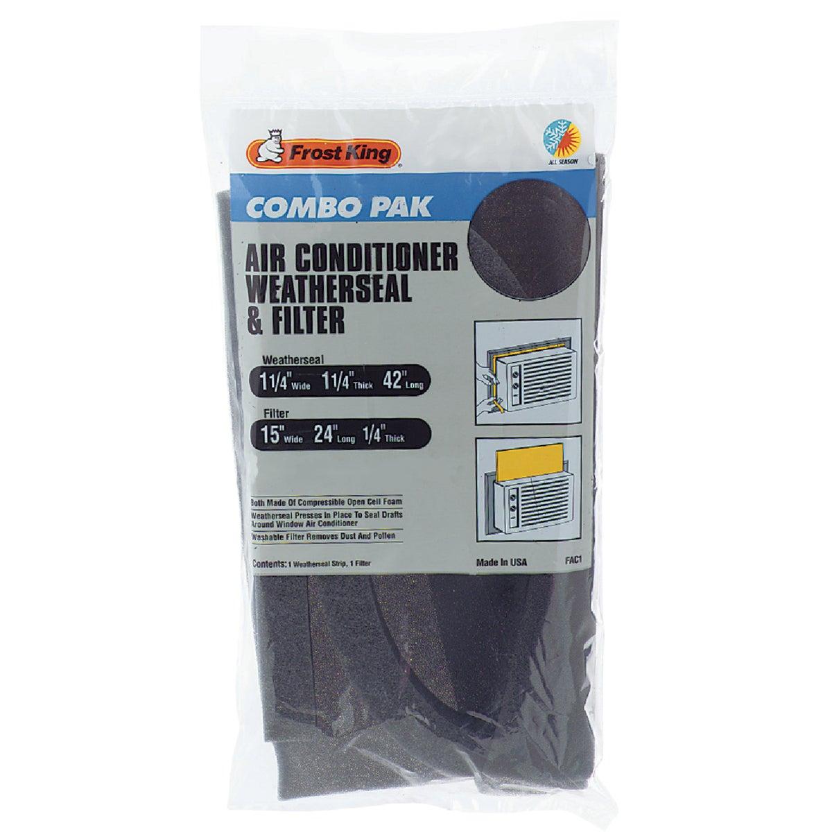 Ac Filter/Weathrseal Kit