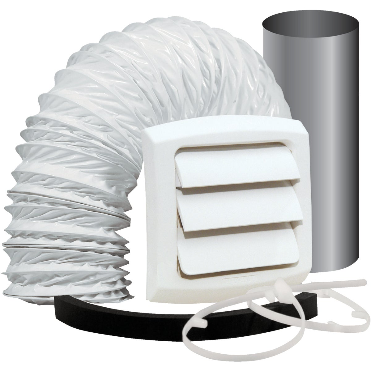 BATHROOM WALL VENT KIT - EXWTZW by Dundas Jafine