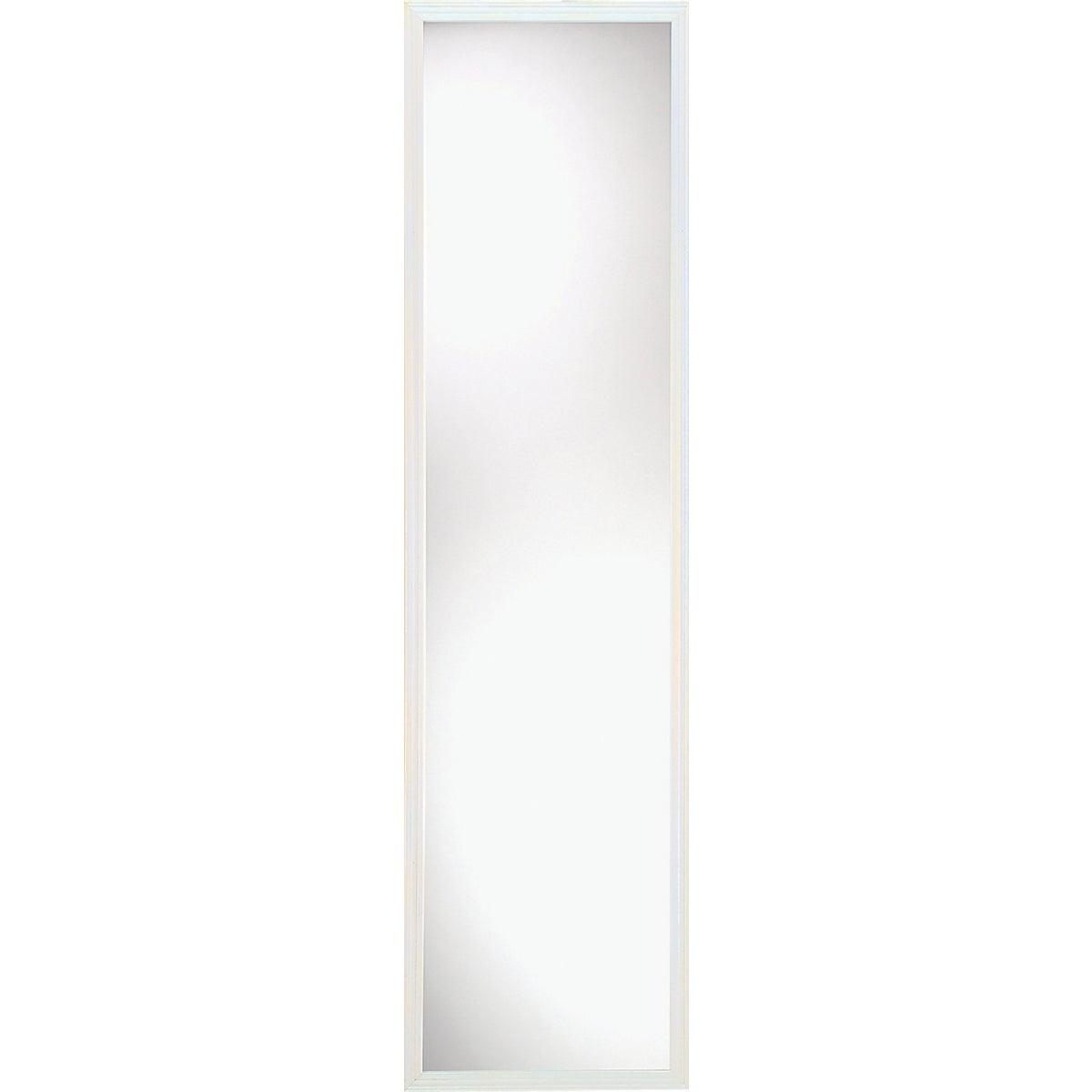 SUAVE WHT DOOR MIRROR - 20-6230 by Home Decor Innovatns
