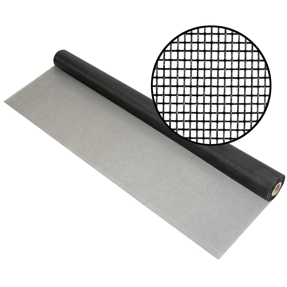 New York Wire FCS8525-M 48-Inch x 100-Feet Pool and Patio Screen