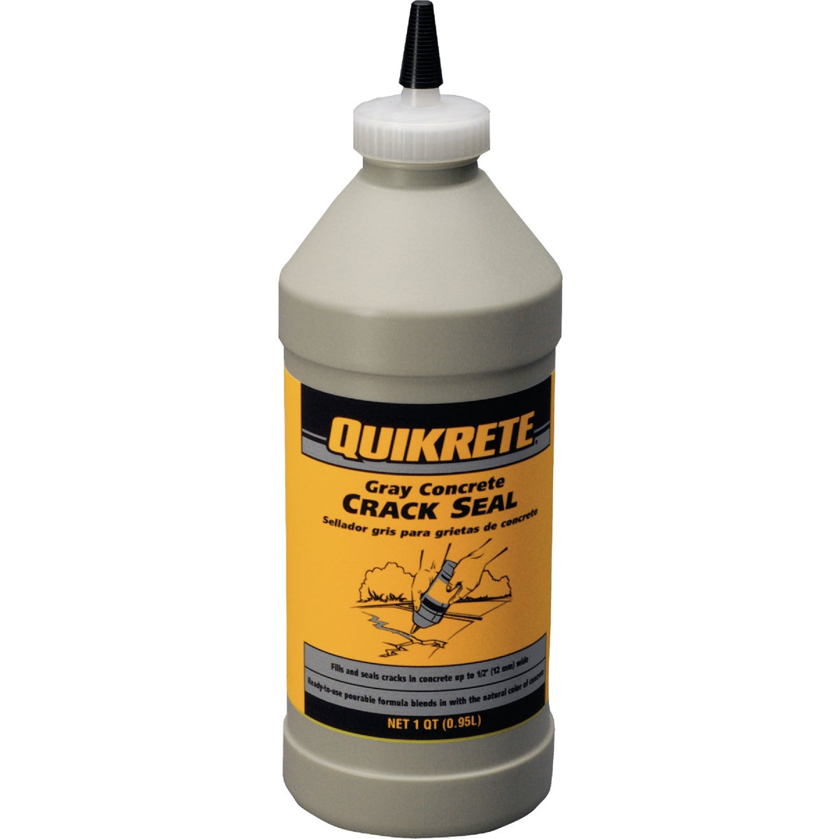 QT CONCRETE CRACK SEAL - 8640-00 by Quikrete Co