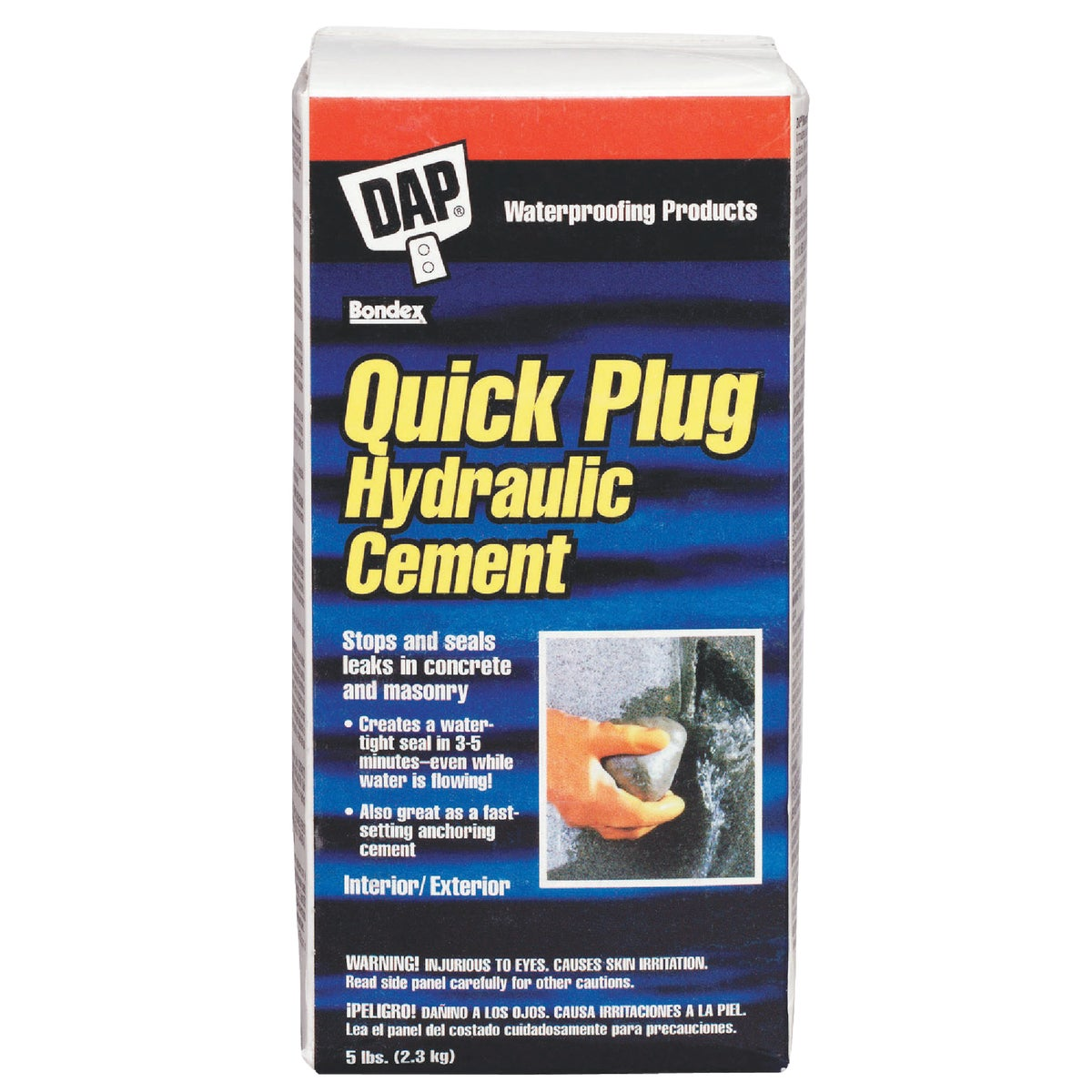 5LB HYDRAULIC CEMENT - 14086 by Dap Inc