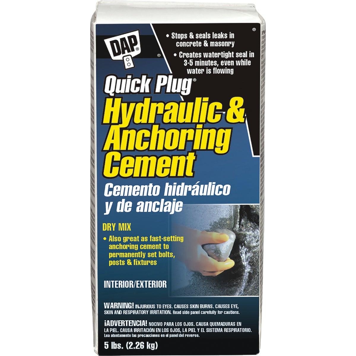 Quick Plug Hydraulic Cement