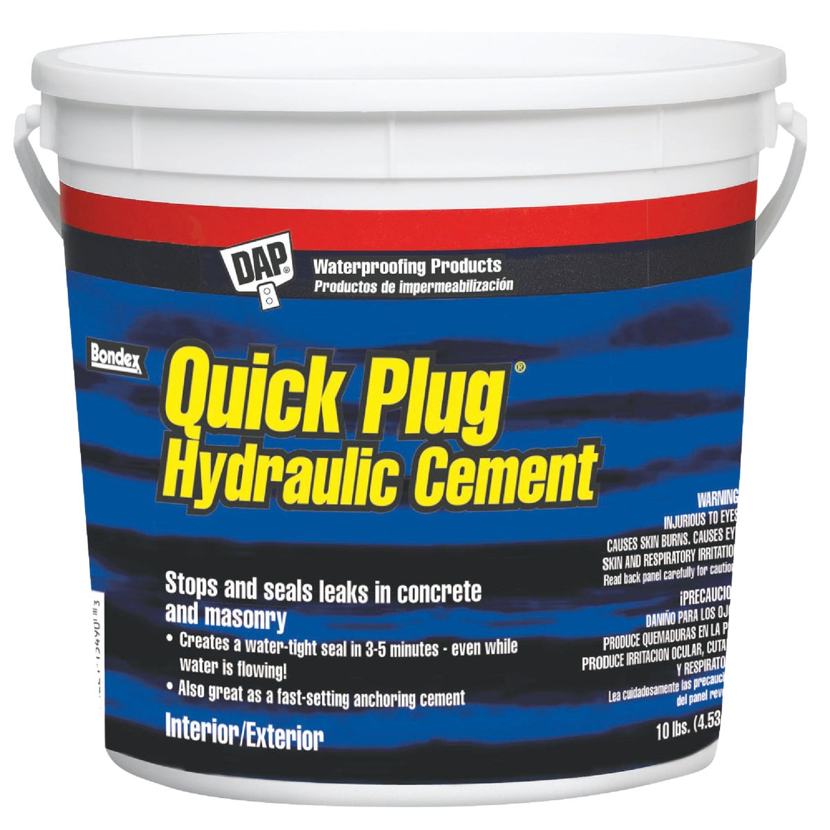 10LB HYDRAULIC CEMENT - 14090 by Dap Inc