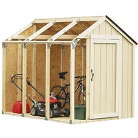 Peak Roof Style Shed Kit