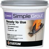 Custom Building Prod. QT LINEN PREMIX GROUT PMG122QT