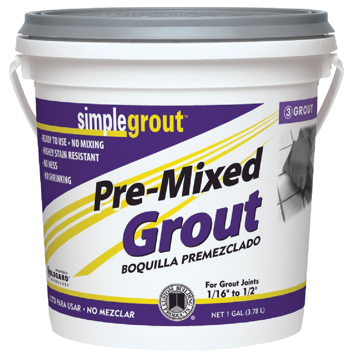 GL SNDSTONE PREMIX GROUT - PMG1801-2 by Custom Building Prod