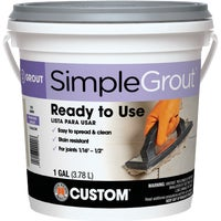 Custom Building Products Simplegrout Tile Grout, PMG3801-2
