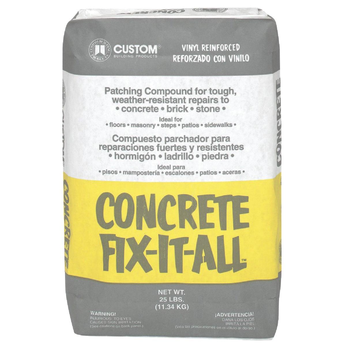 25Lb Concrete Fixall