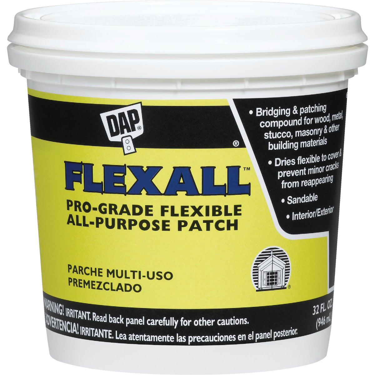 DAP FLEXALL FILLER - 34011 by Dap Inc