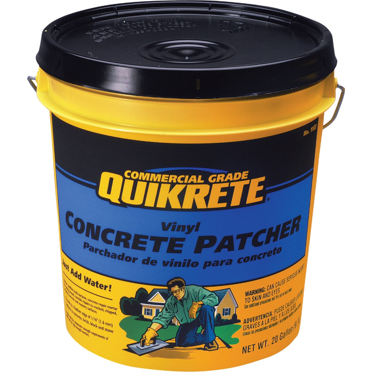 20LB VINYL CONCR PATCHER - 1133-20 by Quikrete Co