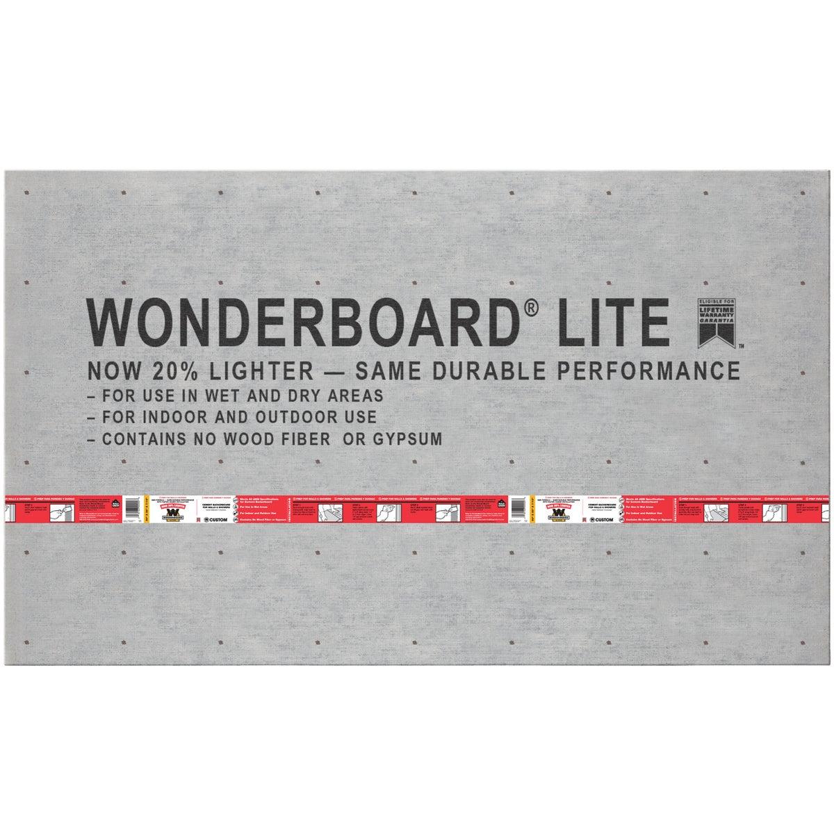 3X5X7/16 WONDERBOARD