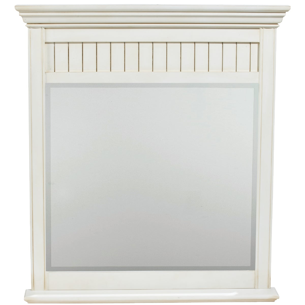 36X40 WH BSTL BCH MIRROR - BB3640MR by Sunnywood Products
