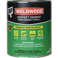 DAP Weldwood Nonflammable Contact Cement, 25336