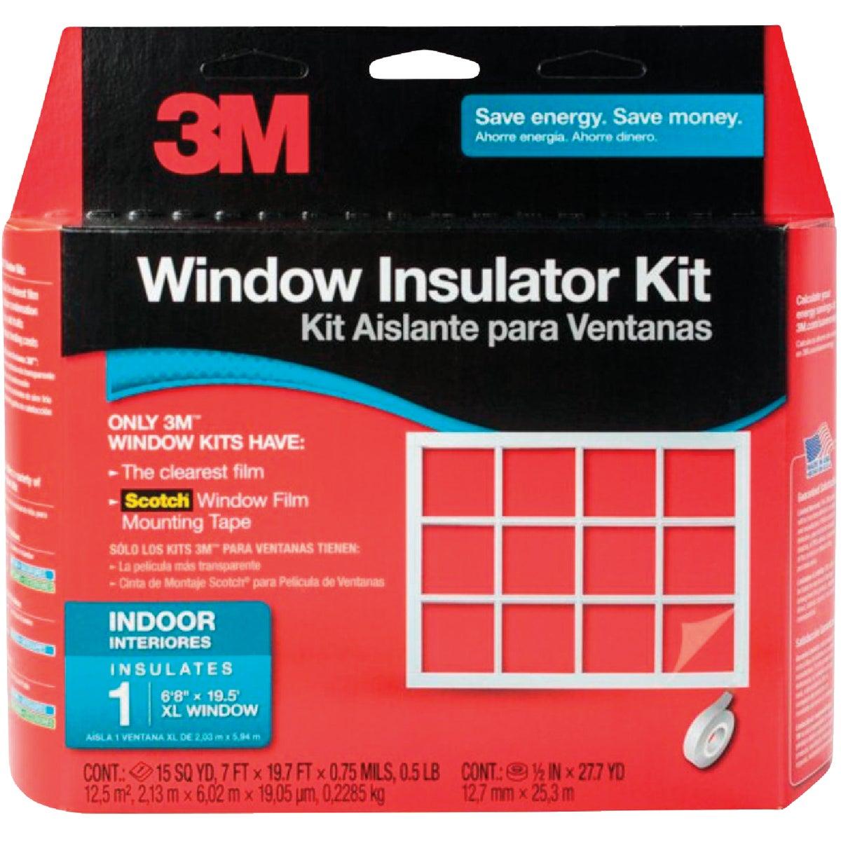 3M Indoor Window Insulation Kit