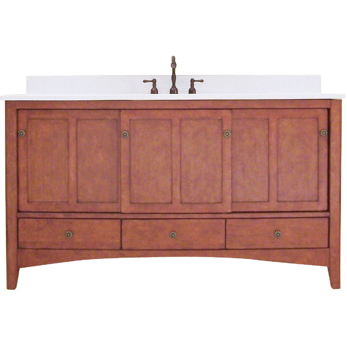 60X21 EXPRESSIONS VANITY - EP6021D by Sunnywood Products