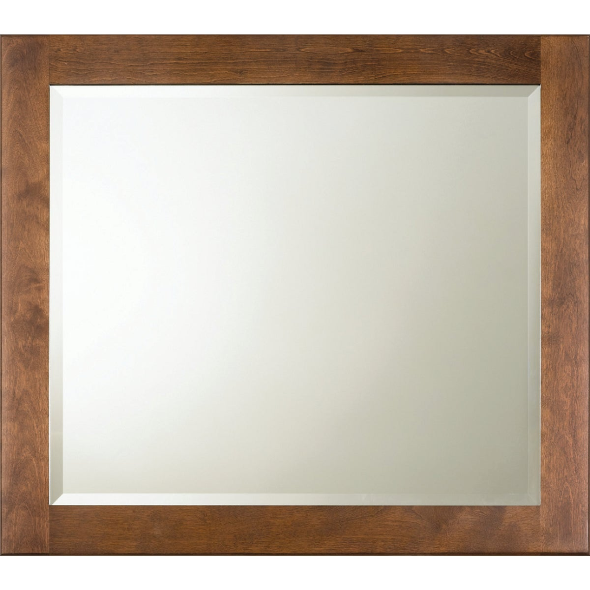 "34"" OSAGE BRINDLE MIRROR - S/OBB-FM3430 by Bertch Cab Mfg Inc"