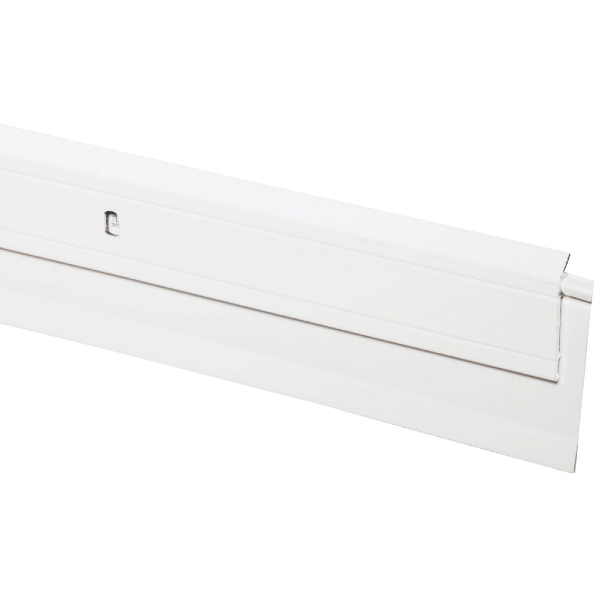 "36"" WHT EXV DOOR SWEEP - 05769 by M D Building Prod"