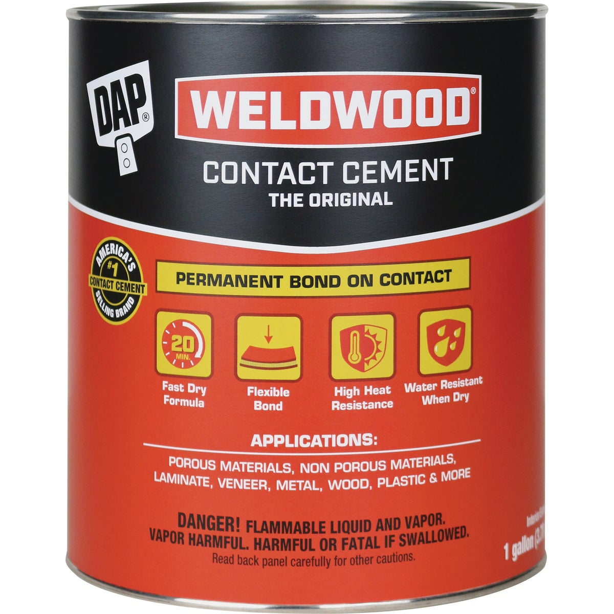 Original Contact Cement Gal. Weldwood Contact Cement