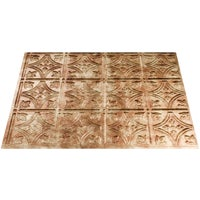 Berm Bronze Trad 1 Panel