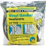 Vinyl Gasket Door Jamb Weatherstrip