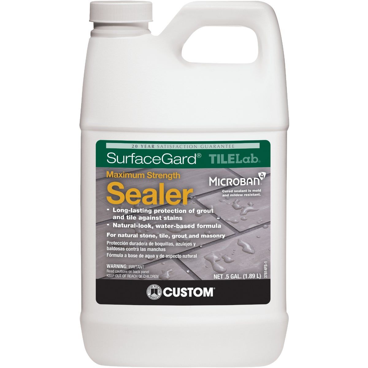 1/2GL SURFACGARD SEALER