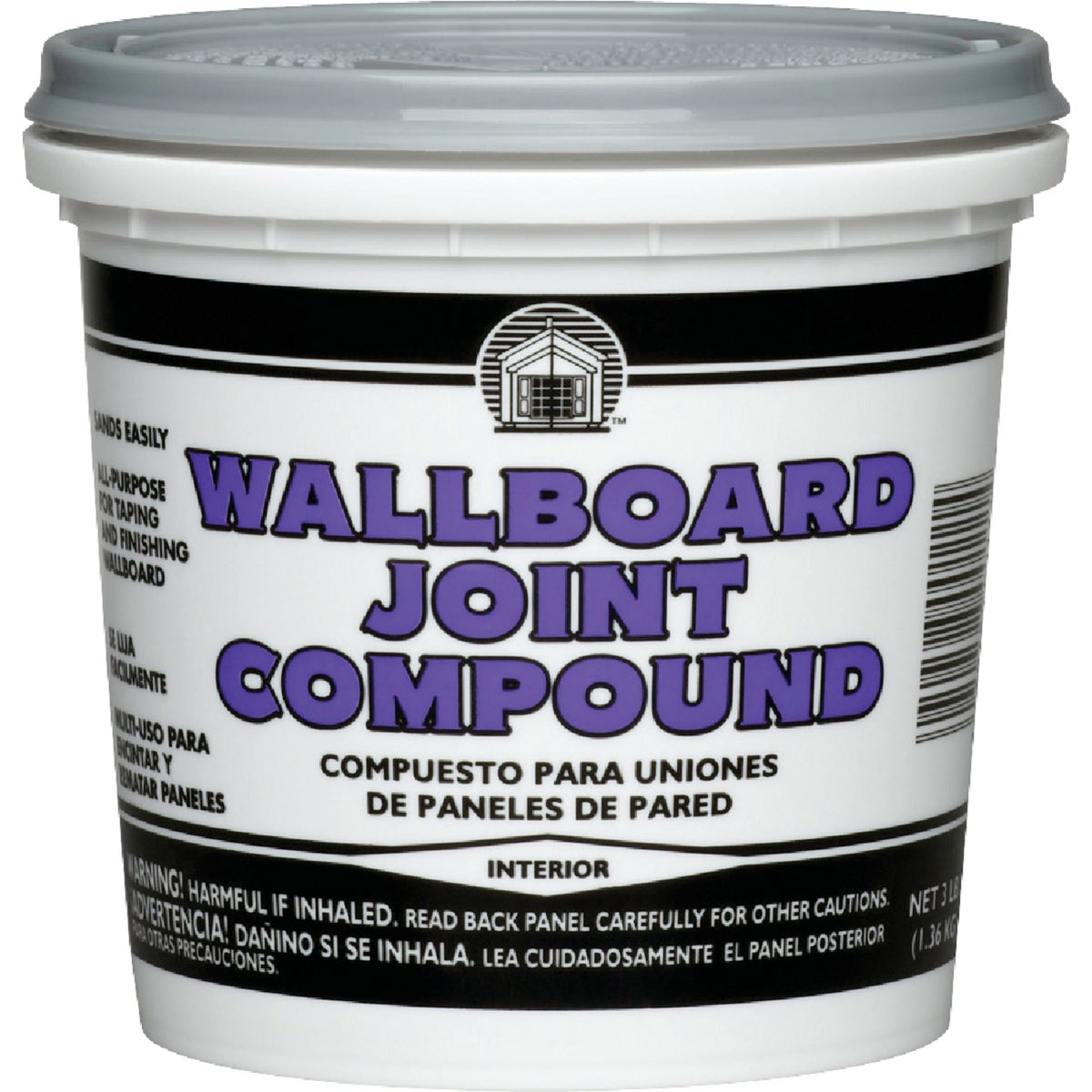 3LB WLBRD JOINT COMPOUND - 14111 by Dap Inc
