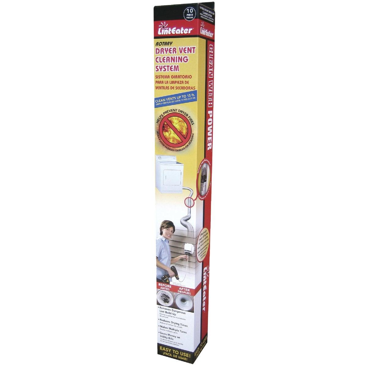 10PC DRYR VENT CLEAN KIT - RLE202 by Gardus Inc