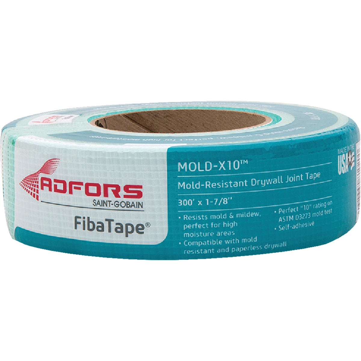 300' MOLD-X10 MESH TAPE - FDW8209-U by Saint Gobain