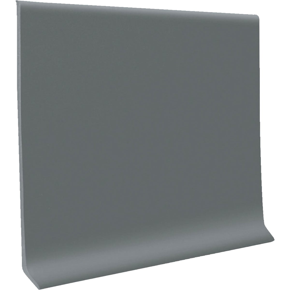 "4""X120' GRAY WALL BASE - HC40C53P150 by Roppe Corporation"