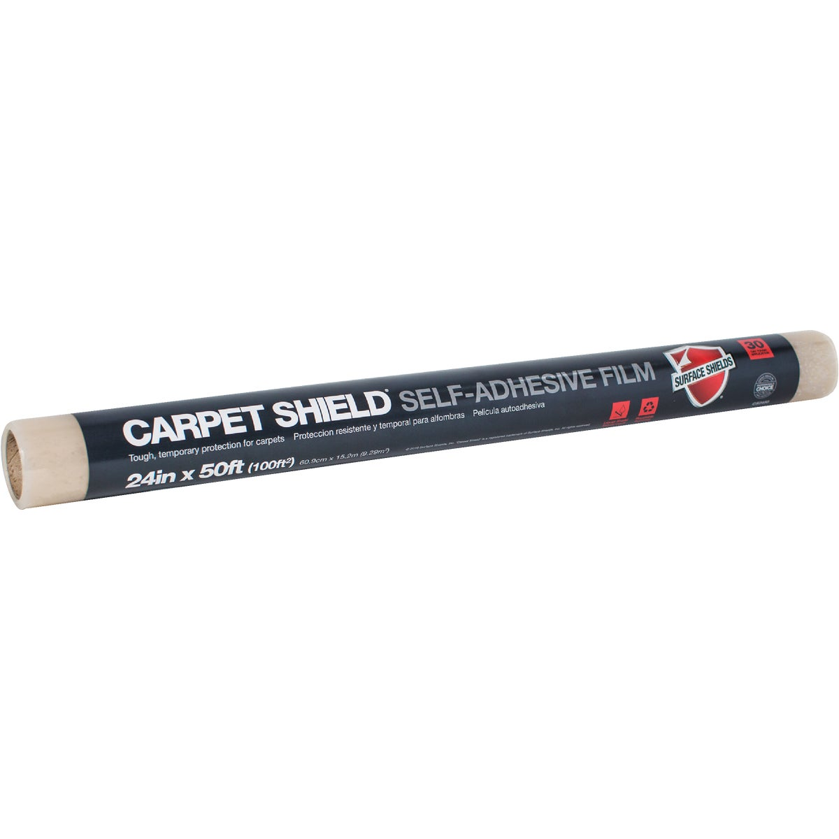 21X30 CARPET SHIELD - CS2130W by Surface Shields Inc