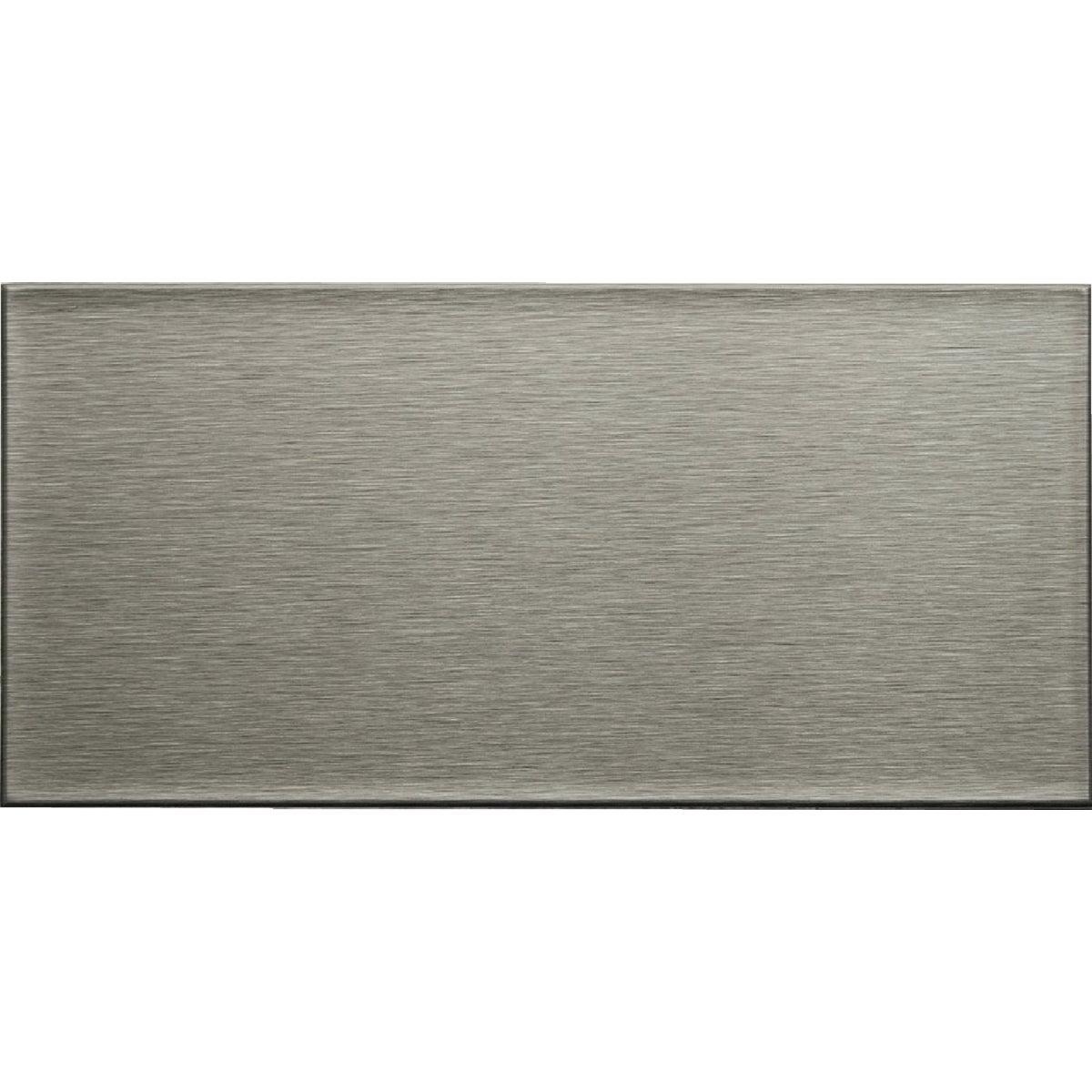 S STEEL LONG WALL TILE - A52-50 by Acp